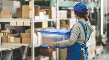未経験OK|商品梱包|女性活躍中|3月まで短期