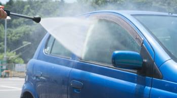 2~3ヶ月の短期|高時給1350円|廃車の洗浄作業|男性活躍中