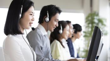 未経験OK|テレビ電話によるネット回線の販売促進業務