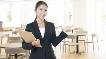 女性活躍中│希望休もOK|大手企業でのショールーム受付スタッフ