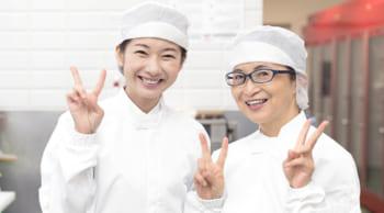 長期|食品製造工場にてお弁当の盛付け|未経験OK
