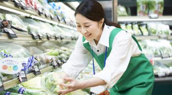 時給1020円|スーパーにて野菜や果物パック詰め|未経験OK