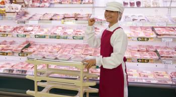 短時間|主婦(夫)・シニアさん活躍中|スーパーでの裏方作業(精肉)