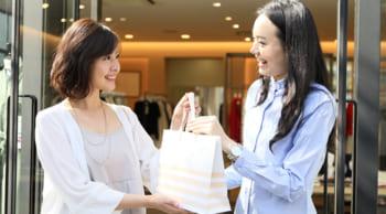 未経験歓迎 鶴屋内でバッグやシューズの販売業務