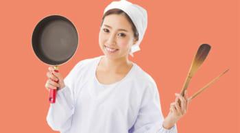 家庭料理できればOK|中高年活躍中|老人ホーム内での簡単調理