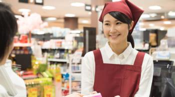 スーパーのレジスタッフ|短時間勤務|未経験歓迎│扶養内OK