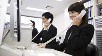 <正社員>電話による注文等問合せ業務|研修あり