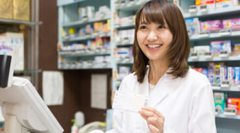 正社員雇用|月給30万円以上可|調剤薬局での薬剤師