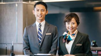 3月までの短期│高時給1200円|ホテル内でのフロント接客