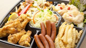惣菜の盛付け・パック詰め|学生歓迎|お盆期間限定|高時給1200円