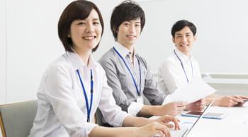 正社員が目指せる|中央区|コールセンター・事務職