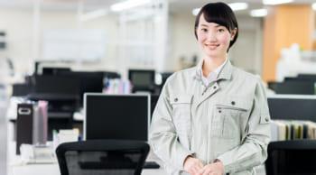 ガッツリ稼げる 食品工場での事務補助・データ入力 夜勤業務