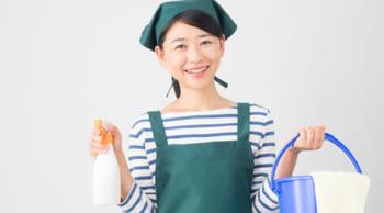 16~20時|商業施設内の清掃|女性活躍中