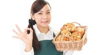 スーパーでのパン作り及び販売|12~16時|主婦(夫)パートさん活躍中