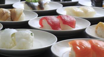 日勤のみ|月収18万円以上可能|簡単な寿司ネタ作り