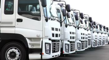 正社員雇用|入社後に中型・大型免許取得OK│運送ドライバー