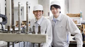 日勤のみ高時給|機械の解体・洗浄作業|男性活躍中