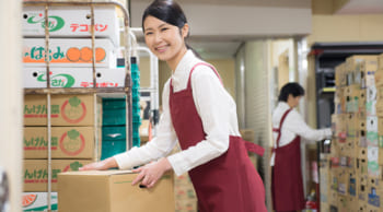 スーパーの品出しスタッフ|短時間勤務|未経験歓迎│扶養内OK