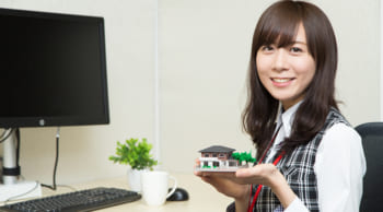 高月給21万円~|オープニングスタッフ|不動産事務