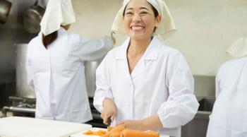 病院内の調理業務|主婦(夫)さん活躍中|経験を活かして稼げます