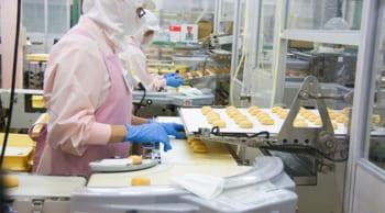 1・2ヶ月・単発OK|16~22時|食品工場内、菓子パン製造