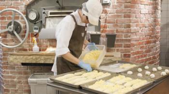 1・2ヶ月・単発OK|23~翌8時|食品工場内、菓子パン製造