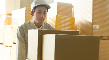 土日休み|残業無し|大手工場内での製品の回収作業|男性活躍中