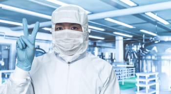 夜勤専属|男性活躍中│ゼリーの製造・容器の洗浄作業