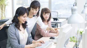 女性活躍中|未経験可|通信販売の受信業務|高時給1100円