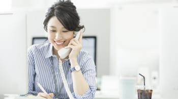 電話・受付・データ入力等の事務|主婦(夫)歓迎|パート勤務