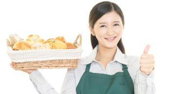 パンの製造・接客・陳列|朝7~12時迄|主婦(夫)・シニア活躍中