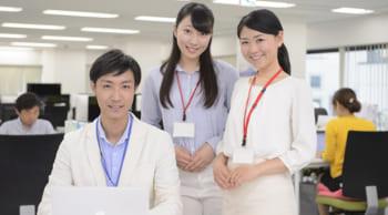 就職支援企業での事務|10月~来年3月まで|土日祝休み