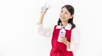 パートタイム|商業施設内でのアルコール消毒|女性活躍中