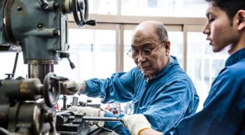 20代男性活躍|金属加工・部品加工|正社員登用の実績あり