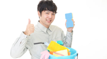 高時給1413円|深夜から短時間|工場内の清掃|男性活躍中