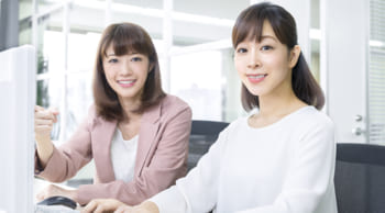 11時スタート|月収22万円以上可|高収入のオフィスワーク