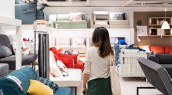 未経験OK|男女活躍中|有名家具店での売り場スタッフ