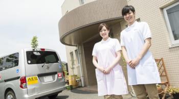 正社員が目指せる|嘉島町|介護施設の送迎スタッフ