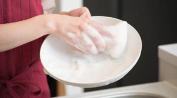 <急募>食器の洗浄メイン|未経験OK|シニア世代活躍中