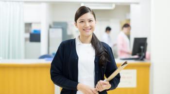 正社員登用あり|人気の病院事務♪|資格不問!|20代~30代の女性活躍中