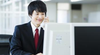 税理士事務所での税務スタッフ|正社員雇用|土日祝休み|男性活躍中
