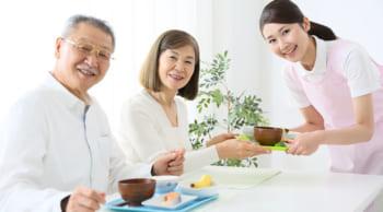 大津町|時間固定orシフト制選択可|介護施設での調理補助