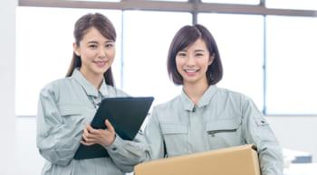 準夜勤|軽作業スタッフ募集|女性活躍中