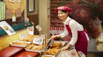 短時間|主婦(夫)・シニアさん活躍中|スーパーでの裏方作業(惣菜)