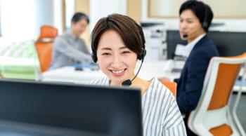 Wifiの料金などの問合せ対応事務|未経験OK|正社員登用有