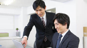 正社員登用有|大手企業グループでの総務事務|男性活躍中