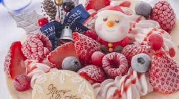 12月迄短期|1日だけ単発ok|クリスマスケーキ製造|30名募集