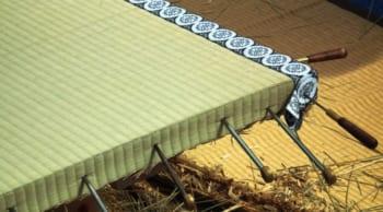 正社員が目指せる レア求人 未経験大歓迎│畳の製造