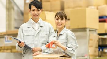 高時給1100円|長期安定|倉庫内での梱包|日勤のみ