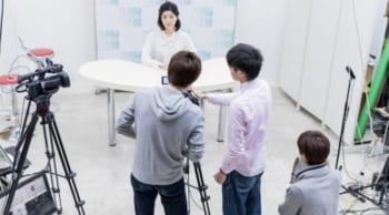 レア求人│街ナカ│直接雇用が目指せる│テレビ局でのAD業務
